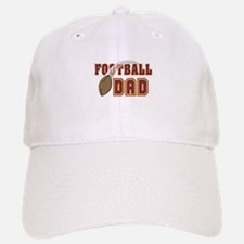 Football Dad Baseball Baseball Cap