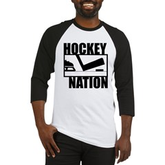 Hockey Nation Baseball Jersey