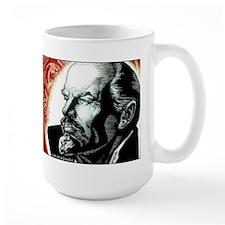 VI Lenin Large Coffee Mug