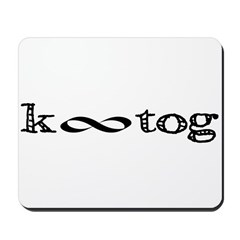 Knit everything together Mousepad
