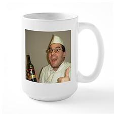 Shaqelangel Shaq Sized Mug