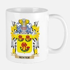 Hunter Coat of Arms - Family Crest Mugs