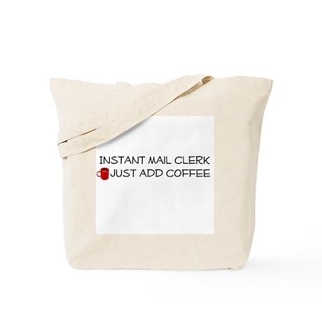 Mail Clerk Tote Bag