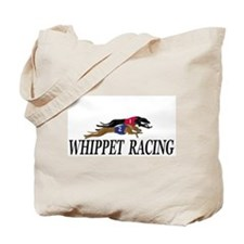Cute Whippet Tote Bag