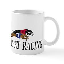 Whippet Racing Mug