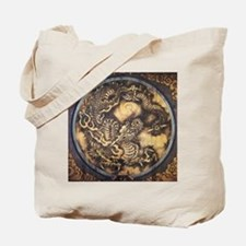 Unique Dragon art Tote Bag