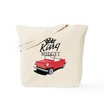King Midget Tote Bag