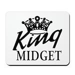 King Midget Mousepad