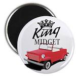 King Midget Magnet