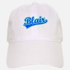 Retro Blair (Blue) Baseball Baseball Cap
