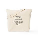 Nicholas Tote Bag