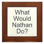 Nathan Framed Tile