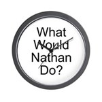 Nathan Wall Clock