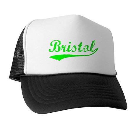 Vintage Bristol (Green) Trucker Hat