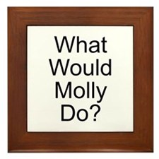 Molly Framed Tile