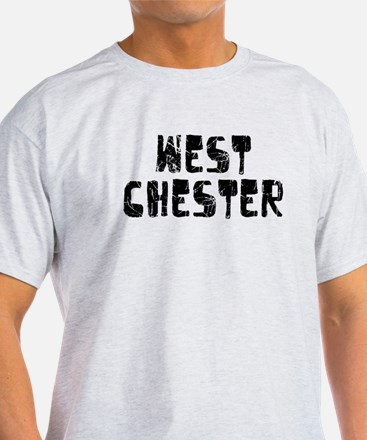 West Chester Faded (Black) T-Shirt