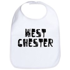 West Chester Faded (Black) Bib