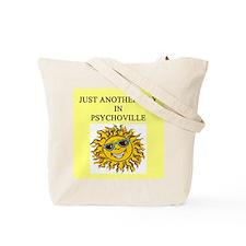 psycho gifts t-shirts Tote Bag