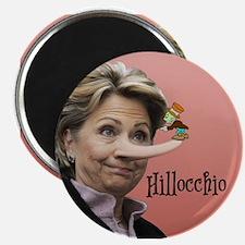 """""""Hillocchio"""" Magnet"""