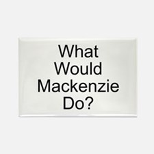 Mackenzie Rectangle Magnet