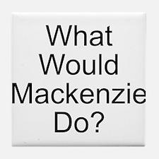 Mackenzie Tile Coaster