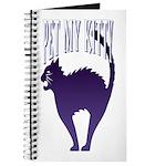 Pet My Kitty Journal
