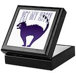 Pet My Kitty Keepsake Box