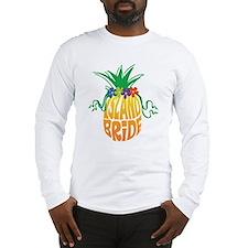Island Bride Long Sleeve T-Shirt