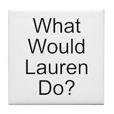 Lauren Tile Coaster