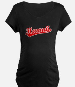 Retro Hawaii (Red) T-Shirt
