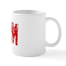 Plum Faded (Red) Mug