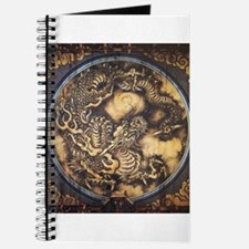 cool,oriental,chinese,japanese,dragon,pain Journal