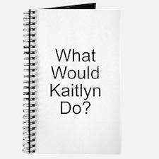 Kaitlyn Journal
