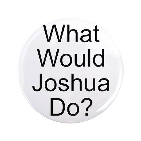 "Joshua 3.5"" Button"