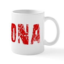 Pomona Faded (Red) Mug