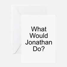 Jonathan Greeting Card
