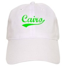 Vintage Cairo (Green) Baseball Cap