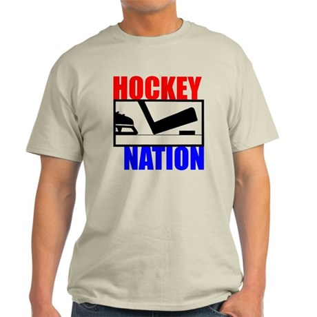 Hockey Nation RWB Light T-Shirt