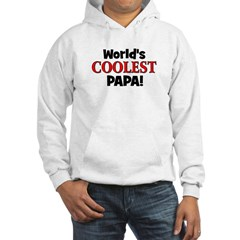 World's Coolest Papa! Hoodie