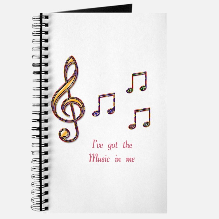 Music In Me Journal