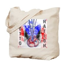 COTTO NATION V2 Tote Bag