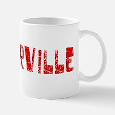 Porterville Faded (Red) Mug