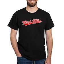 Retro West Allis (Red) T-Shirt