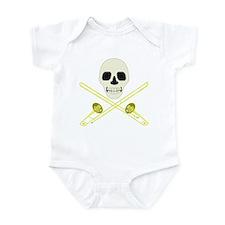 Skull and Cross'bones Infant Bodysuit