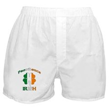 Providence Irish Boxer Shorts