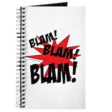 BLAM! BLAM! BLAM! Journal