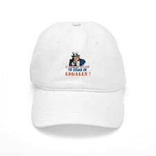 LEGALLY Baseball Cap