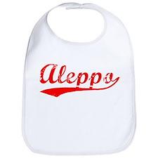Vintage Aleppo (Red) Bib