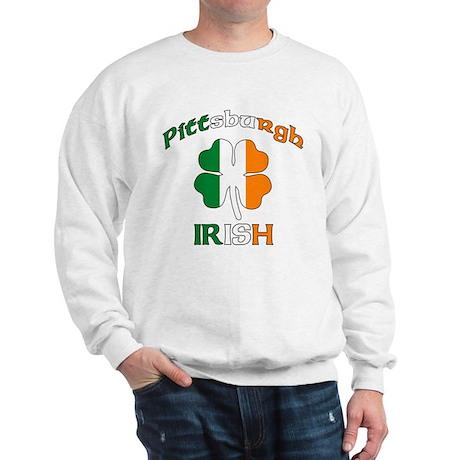 Pittsburgh Irish Sweatshirt