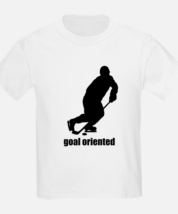 Goal Oriented Hockey T-Shirt